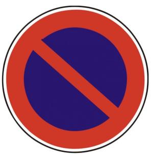 zákaz státia